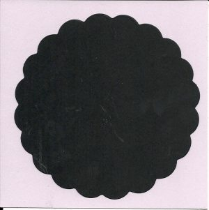 Scallop Circle Large