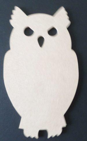 Large MDF Owl