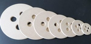 Mdf Button Set