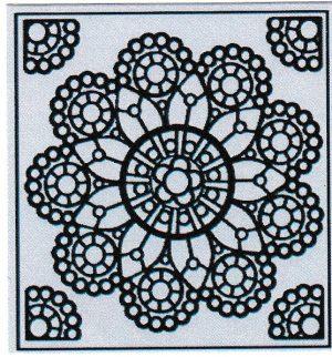 Mandala Sticker 8081