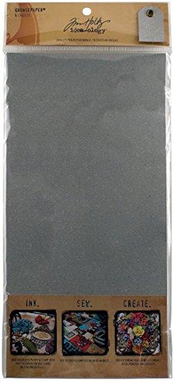 Tim Holtz 6x12 Grunge Paper