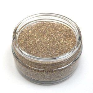 Cosmic Shimmer Glitter Kiss - Golden Sand