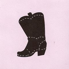 Cowboy Boot Small