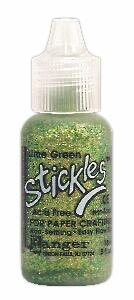 Lime Green Stickles