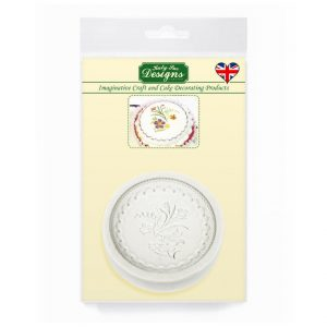 Katy Sue Victorian Garden 2 Silicone Mould