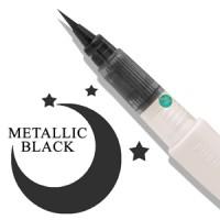 Zig Wink of Luna Metalic Brush Pen Black