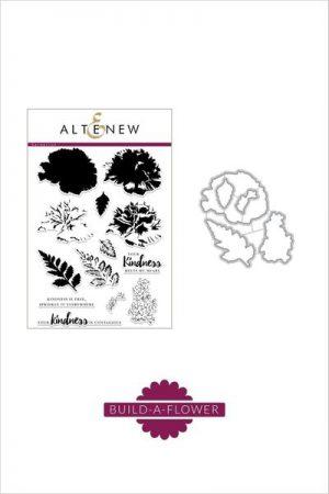Altenew Build A Flower Carnation Stamp and Die Set