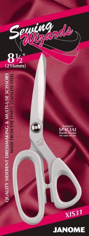 Janome Stainless Dressmaking  & Multy Scissors