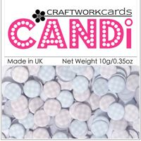 Craftworkcards Candi Gingham Fantasy