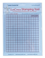 Leane Creatief Stamping Tool for Clear Stamps