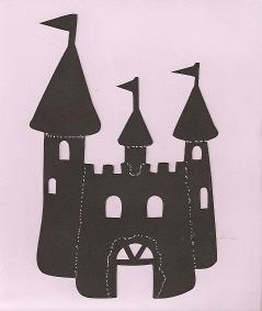 Fairy Tale Castle #1