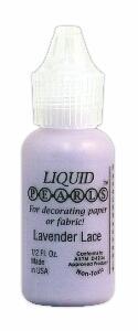 Liquid Pearls Lavender Lace