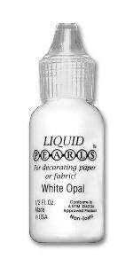 Liquid Pearls White Opal