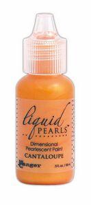 Liquid Pearls Cantaloupe