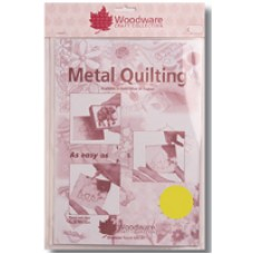 Metal Quilting A4 Sheets