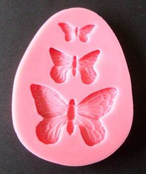 Butterflies Silicone Mould