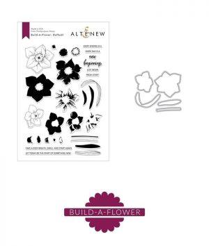Altenew Build A Flower Daffodil