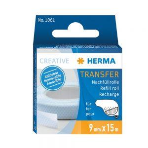 Herma Non - Permanent Glue Refil Roll