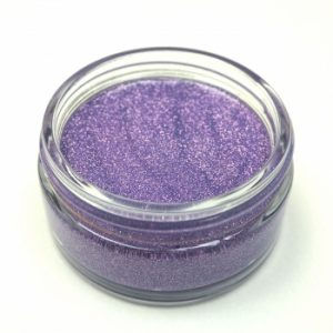 Cosmic Shimmer Glitter Kiss - Lavender